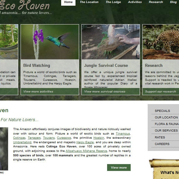 Cotinga Eco Haven