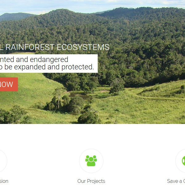 Rainforest Reserves